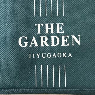 【新品】ザ・ガーデン 自由が丘 エコバッグ(エコバッグ)