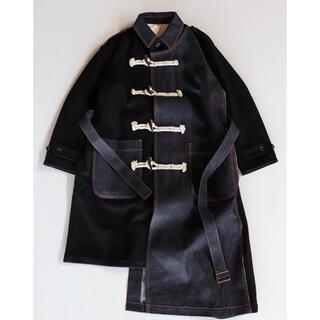 SUNSEA - khoki 20aw fallcoat