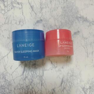 ラネージュ(LANEIGE)のLANEIGE リップスリーピングマスク(リップケア/リップクリーム)