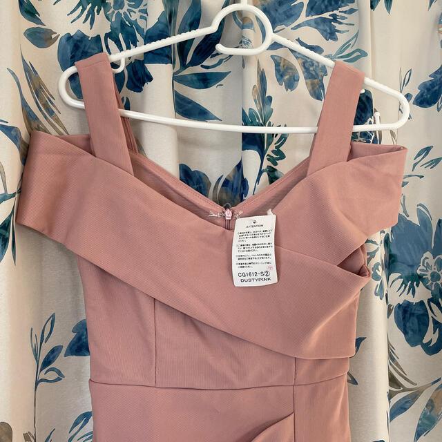 dazzy store(デイジーストア)のキャバドレス新品 レディースのフォーマル/ドレス(ナイトドレス)の商品写真