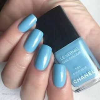 CHANEL - Coco Blue