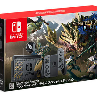 Nintendo Switch - Nintendo Switch モンスターハンターライズ スペシャルエディション