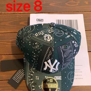 ニューエラー(NEW ERA)のKITH new era yankees bandana low profile(キャップ)