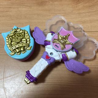 マック ハッピーセット ラブパト ラブパトウィング おもちゃ