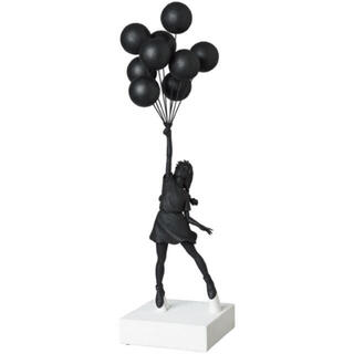 MEDICOM TOY - Flying Balloons Girl(GESSO BLACK Ver.)