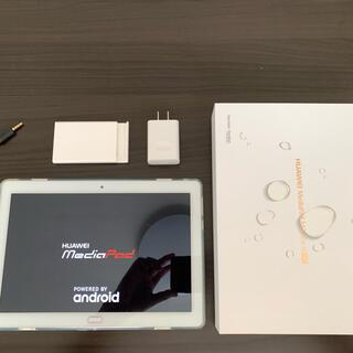 ファーウェイ(HUAWEI)のhuawei mediapad m3 lite 10 wp wifiモデル(タブレット)