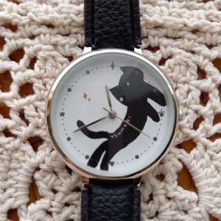 ツモリチサト(TSUMORI CHISATO)のお値下げしました! ツモリチサト キラネコ腕時計(腕時計)