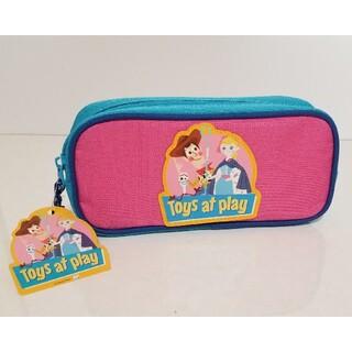 トイストーリー(トイ・ストーリー)のディズニー トイストーリー4 ペンケース BOX型 筆箱 ペンポーチ(ペンケース/筆箱)