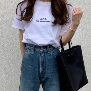 A.P.C - A.P.C Petite Rue Madame Tシャツ