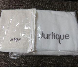 ジュリーク(Jurlique)の【未使用】ジュリーク バスタオル+ハンドタオルセット(タオル/バス用品)