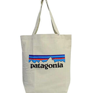 patagonia - patagonia トートバッグ