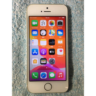 Apple - ❤️超美品 iPhone SE❤️ジャンク→wifiのみ