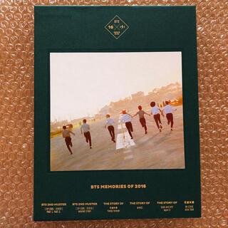 防弾少年団(BTS) - BTS MEMORIES OF 2016 DVD 日本語字幕あり