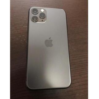 Apple - iPhone11Pro スペースグレイ space gray 256GB