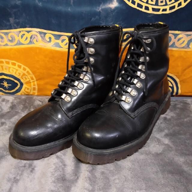 Dr.Martens(ドクターマーチン)の☆Dr.Martens ドクターマーチン 8217 8ホール イングランド製☆ メンズの靴/シューズ(ブーツ)の商品写真