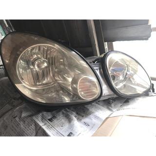 トヨタ - アリスト ヘッドライト純正 左右セット 16系