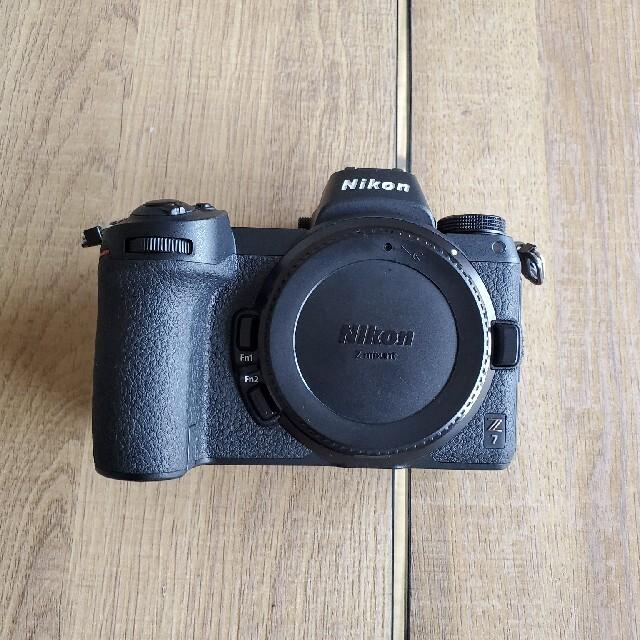 Nikon(ニコン)の美品!!Nikon z7 ボディ ニコン スマホ/家電/カメラのカメラ(ミラーレス一眼)の商品写真