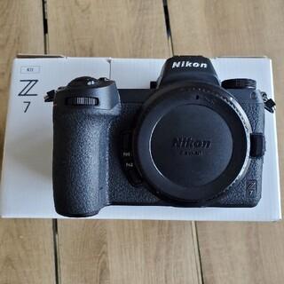 Nikon - 美品!!Nikon z7 ボディ ニコン