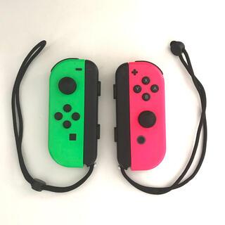ニンテンドースイッチ(Nintendo Switch)のSwitch ジョイコン ジャンク品(家庭用ゲーム機本体)