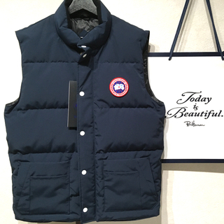 CANADA GOOSE - CANADA GOOSE for Ron Herman 別注ダウンベスト
