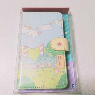 星のカービィ スマートフォンケース ピクニック(モバイルケース/カバー)