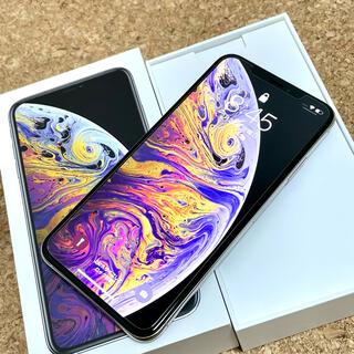 Apple - 【SIMフリー】iPhoneXs Max 256GB シルバー