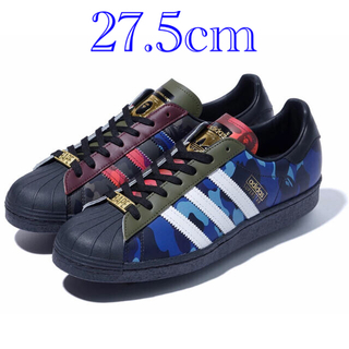 アディダス(adidas)のadidas bape 27.5(スニーカー)