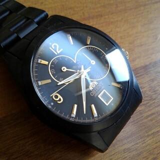 オリエント(ORIENT)のORIENT ET07 自動巻き【再出品です】(腕時計(アナログ))