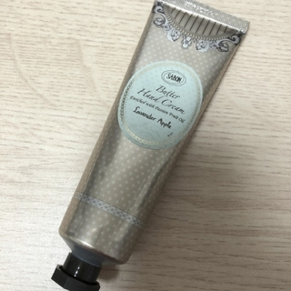 SABON - SAVON バターハンドクリーム ラベンダー・アップル