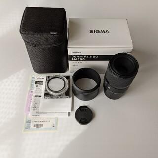 SIGMA - SIGMA 70mm F2.8 DG MACRO Art SONY Eマウント