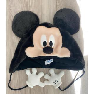 Disney - ディズニーファンキャップ★ミッキー