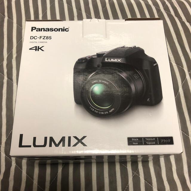 Panasonic(パナソニック)のPanasonic DC-FZ85 LUMIX スマホ/家電/カメラのカメラ(デジタル一眼)の商品写真