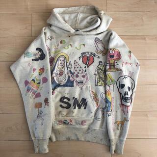 レディメイド(LADY MADE)の21ss SAINT MICHAEL hoodie(パーカー)