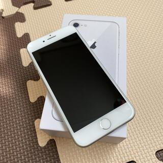 iPhone - Apple iPhone 8 64GB シルバー SIMフリー