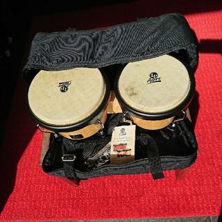 LP Aspire wood bongos パーカッション ボンゴ(パーカッション)