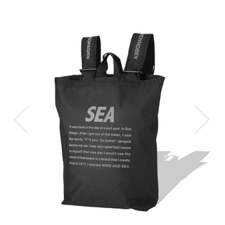 SEA - WDS REFLECT (SEA) TOTE BACK PACK