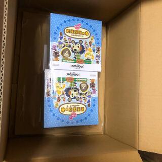 ニンテンドースイッチ(Nintendo Switch)のどうぶつの森 あつ森 amiiboカード 第3弾 BOX 2ボックス(Box/デッキ/パック)