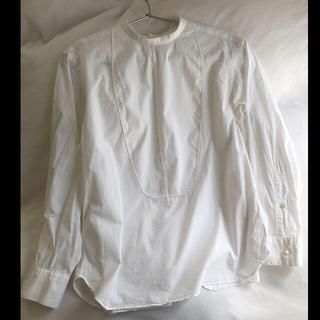 シンゾーン(Shinzone)のTHE SHINZONE バンドカラーシャツ(シャツ/ブラウス(長袖/七分))