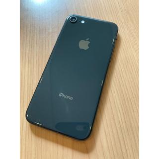 Apple - iPhone8  64g simフリー ジャンク扱い