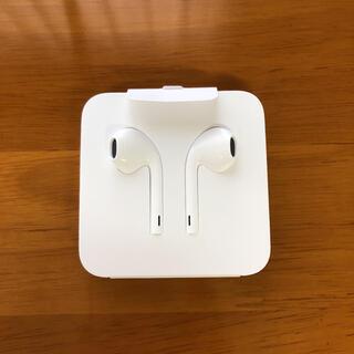 iPhone - 【新品・未使用】iPhone イヤホン 純正 アップル Apple