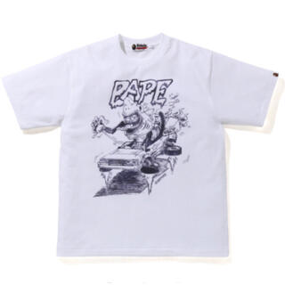 A BATHING APE - bape readymade エイプ ベイプ レディーメイド Tシャツ ape