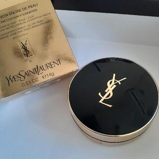 Yves Saint Laurent Beaute - 美品。クッションファンデ 20【YSL】