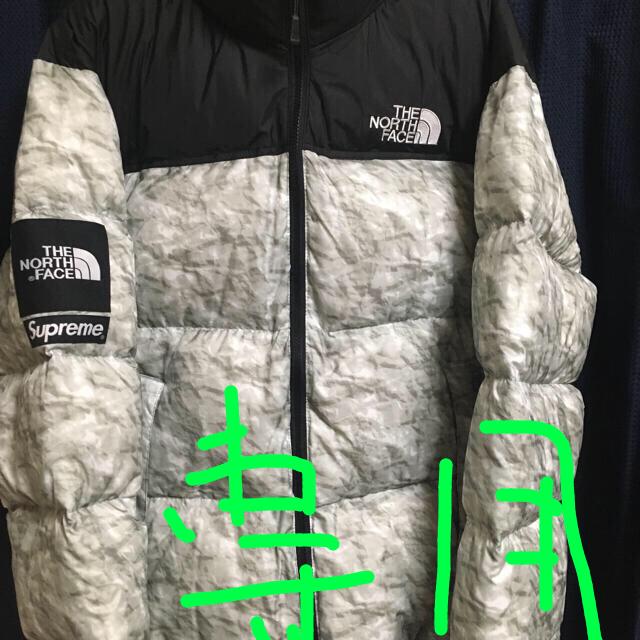 ダウンジャケット!XLノーブランド!RUSH MORE様専用 メンズのジャケット/アウター(ダウンジャケット)の商品写真