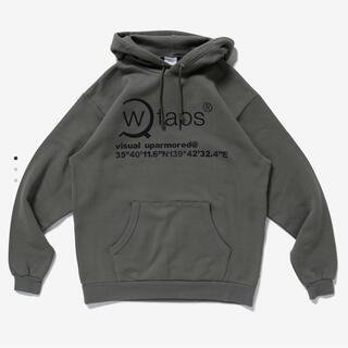W)taps - WTAPS OG オリーブ パーカー