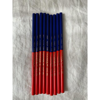 トンボエンピツ(トンボ鉛筆)のトンボ 赤青鉛筆(鉛筆)