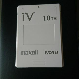 マクセル(maxell)のiVDR-S 1.0TB iV ハードディスク (その他)