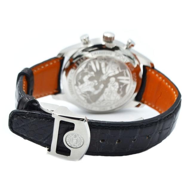 IWC(インターナショナルウォッチカンパニー)のインターナショナルウォッチカンパニー IWC ポルトギーゼクロノ 腕時【中古】 メンズの時計(その他)の商品写真
