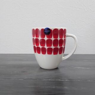 アラビア(ARABIA)のARABIA アラビア トゥオキオ マグカップ(グラス/カップ)