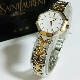 Saint Laurent - イヴ・サンローラン YSL クォーツ腕時計 レディース
