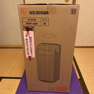 アイリスオーヤマ - 格安 アイリスオーヤマ RHF-404-W(ホワイト) 加湿空気清浄機 空気清浄